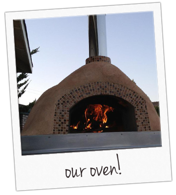 BKPizzas First oven